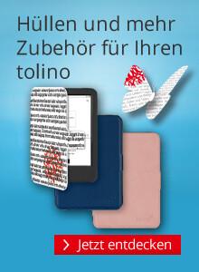 tolino: Zubehör für Ihren tolino eReader