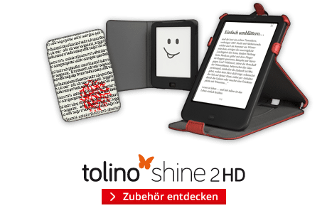 tolino shine 2 HD Zubehör
