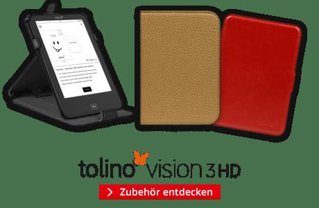 tolino vision 3 HD Zubehör