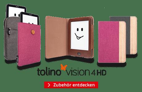 tolino vision 4 HD Zubehör