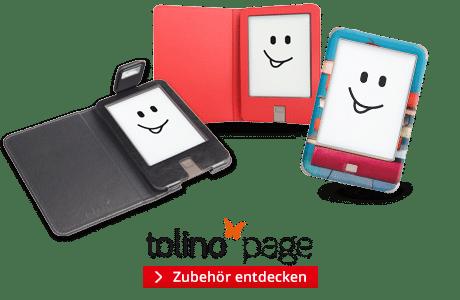 tolino page Zubehör